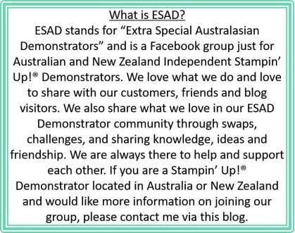 ESAD April