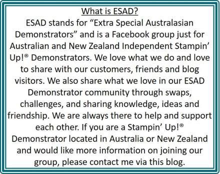 ESAD what June